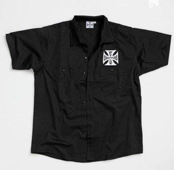 koszula WEST COAST CHOPPERS - CROSS czarny