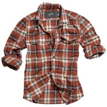 koszula WOOD CUTTER - RED CARO