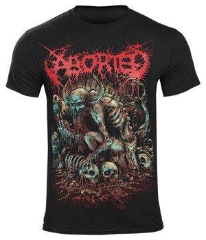 koszulka ABORTED - GOD MACHINE