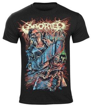 koszulka ABORTED - WHO WILL SURVIVE TOUR