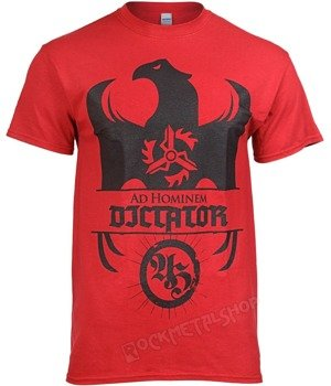 koszulka AD HOMINEM - DICTATOR
