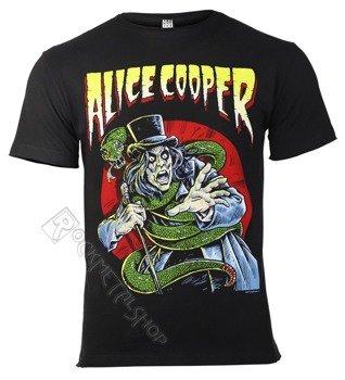 koszulka ALICE COOPER - WITH SNAKE