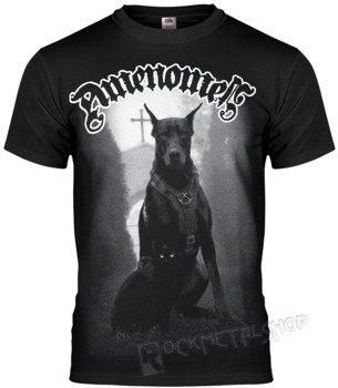 koszulka AMENOMEN - DOG AND CAT (OMEN079KM)