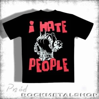 koszulka  ANTI NOWHERE LEAGUE-I HATE PEOPLE
