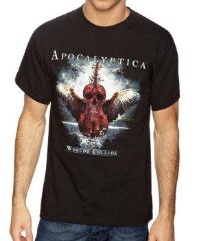 koszulka APOCALYPTICA -  WORLDS COLLIDE
