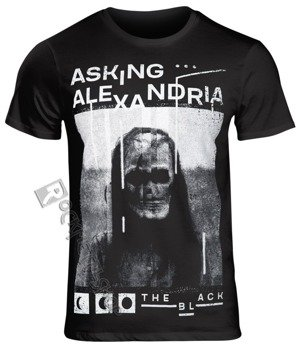 koszulka ASKING ALEXANDRIA - THE BLACK