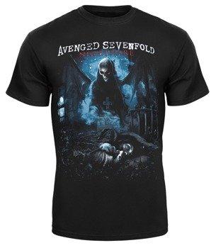 koszulka AVENGED SEVENFOLD - BAT WINGS