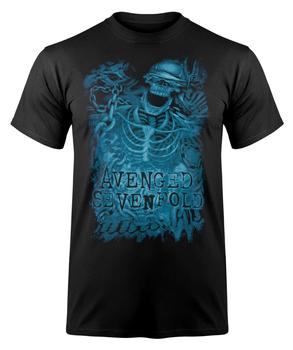 koszulka AVENGED SEVENFOLD - CHAINED SKELETON