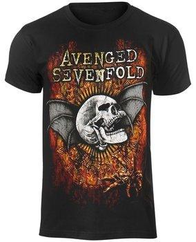 koszulka AVENGED SEVENFOLD -  THROUGH THE FIRE