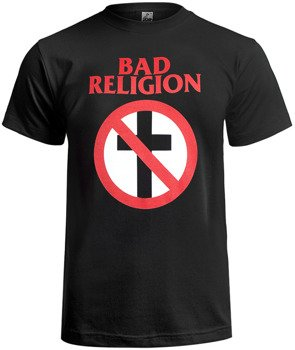 koszulka BAD RELIGION - CROSS BUSTER