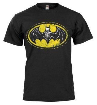 koszulka BATMAN SKELETON LOGO