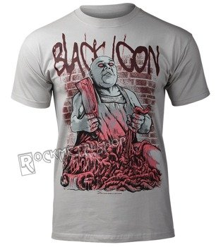 koszulka BLACK ICON - EXECUTION (MICON055 HEATHER GREY)