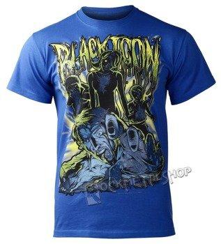 koszulka BLACK ICON - FAMILY DINNER (MICON073 ROYAL BLUE)