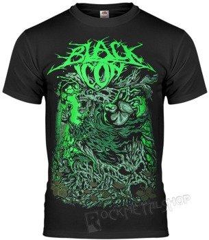 koszulka BLACK ICON - HUMAN TREE (MICON060 BLACK)