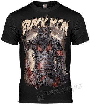 koszulka BLACK ICON - TRAITOR czarna (MICON052)