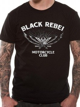 koszulka BLACK REBEL MOTORCYCLE CLUB - LOGO