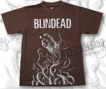 koszulka BLINDEAD - AUTOSOPIA / MURDER IN PHAZES brązowa