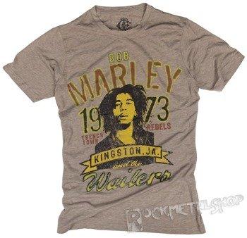 koszulka BOB MARLEY - 1973 KINGSTON