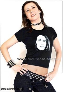 koszulka BOB MARLEY - FACE