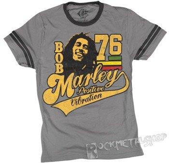 koszulka BOB MARLEY - POSITIVE VIBRATIONS SOCCER