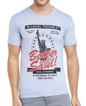 koszulka BREAKING BAD - IN LEGAL TROUBLE