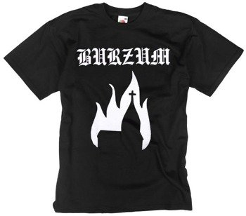 koszulka BURZUM - BURNING CHURCH