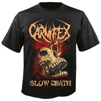 koszulka CARNIFEX - SLOW DEATH