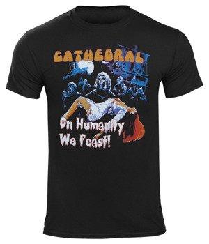 koszulka  CATHEDRAL - FEAST ON HUMANITY