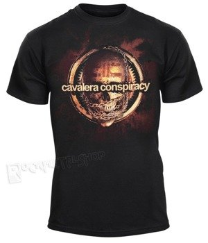 koszulka CAVALERA CONSPIRACY - CHAIN SKULL
