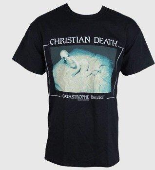 koszulka CHRISTIAN DEATH - CATASTROPHE BALLET