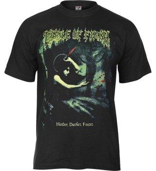koszulka CRADLE OF FILTH - HARDER, DARKER, FASTER