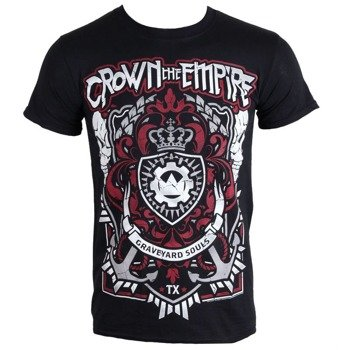koszulka CROWN THE EMPIRE - SOULS