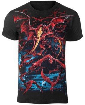 koszulka DARK FANTASY - DRAGON REIGN