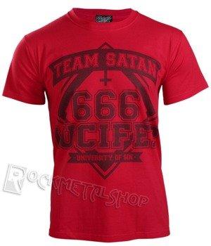 koszulka DARKSIDE - RED 666 LUCIFER