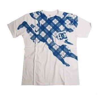 koszulka DC - LAZY (WHITE)