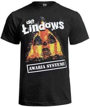 koszulka DE ŁINDOWS - AWARIA SYSTEMU