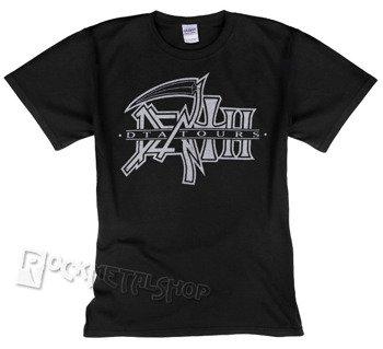koszulka DEATH D.T.A. - LOGO