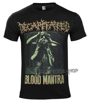 koszulka DECAPITATED - BLOOD MANTRA TOUR