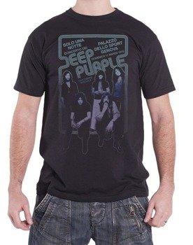 koszulka DEEP PURPLE - EURO TOUR