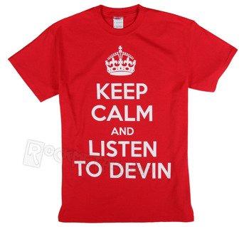 koszulka DEVIN TOWNSEND - KEEP CALM