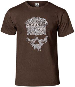 koszulka DEZERTER - MYŚLĄ KULI NIE ZATRZYMASZ