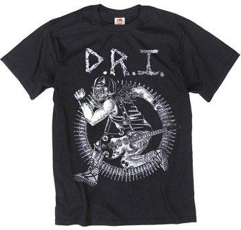koszulka DIRTY ROTTEN IMBECILES (D.R.I.) - SKULL