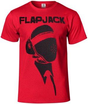 koszulka FLAPJACK - KEEP YOUR HEADS DOWN red