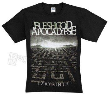 koszulka FLESHGOD APOCALYPSE - LABYRINTH COVER