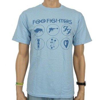 koszulka FOO FIGHTERS - ALBUM COLLECTION