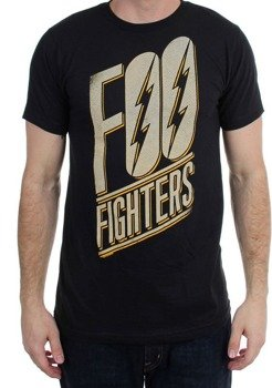 koszulka FOO FIGHTERS - SLANTED LOGO
