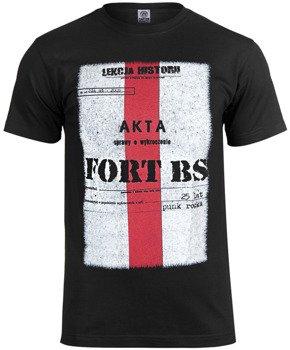 koszulka FORT BS - LEKCJA HISTORII