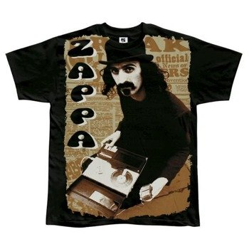 koszulka FRANK ZAPPA - GIANT REEL TO REEL