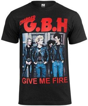 koszulka G.B.H - GIVE ME FIRE