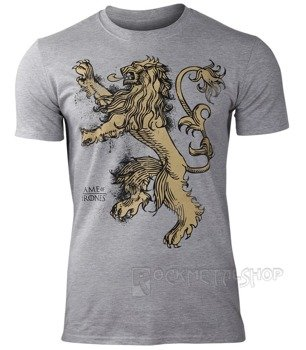 koszulka GAME OF THRONES - LANNISTER WATCH